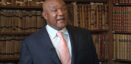 George Foreman Describes 5 Past Champions To Build The Perfect Heavyweight