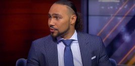 Keith Thurman On What He'd Do If Presented With Crawford or Spence