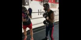 Billy Joe Saunders Rips Middleweight After Brutal Sparring Footage