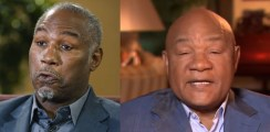 George Foreman Brutally Honest About Lennox Lewis