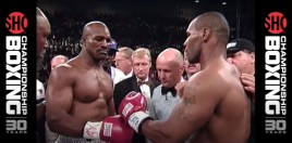 Evander Holyfield Speaks Genuinely About The Young Prime Mike Tyson