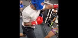 Gervonta Tank Davis Leaks New Sparring Footage