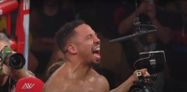 Andre Ward Hits Back At Eddie Hearn's Mike Tyson vs Roy Jones Claim