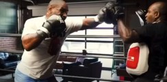 Mike Tyson Video Shows Monster Shape Ahead Of Roy Jones Bout