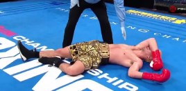 Watch Joe George Tabs Electric Knockout To Breath Life Back Into Boxing