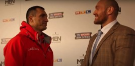 Tyson Fury Rips Vladimir Klitschko 5 Years On From Fight