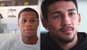 Devin Haney Brutally Honest About Teofimo Lopez