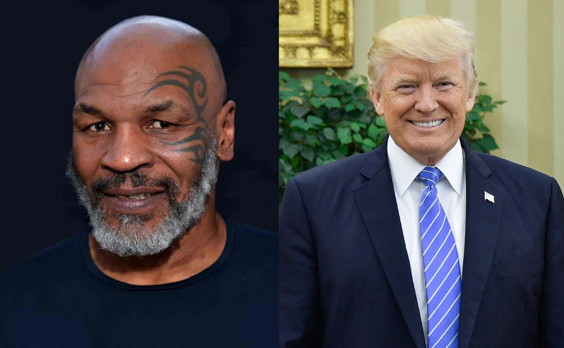 Mike Tyson Comes Clean About Trump Ahead Of 2020 Elections
