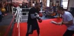 Roy Jones Shows Off Speed A Month Out From Mike Tyson Fight