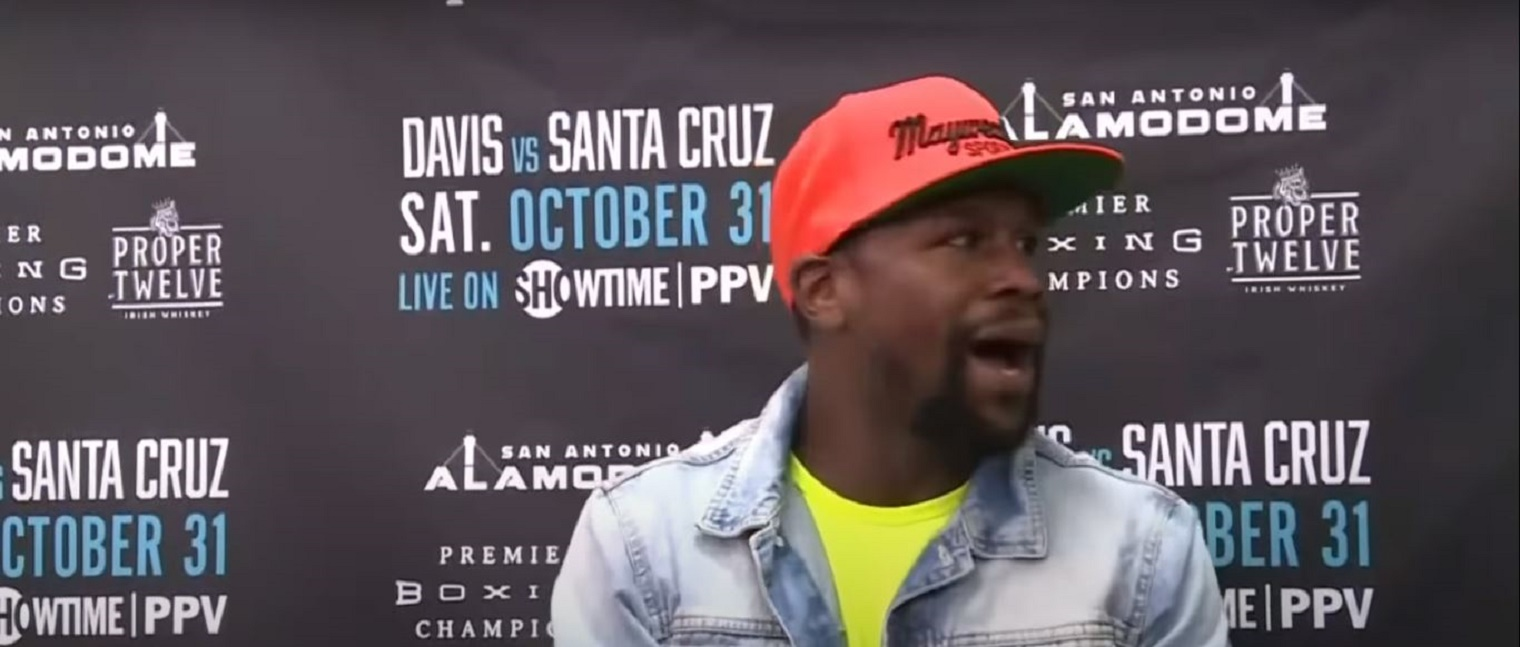 Mayweather Makes Good Point On The Problem With Boxing – 1 Solution