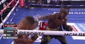 The Moment Terence Crawford Stopped Kell Brook