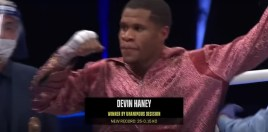 Devin Haney Makes Outrageous Claim About How Good He Is