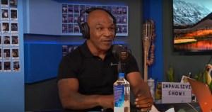 Mike Tyson Has Bad News For Logan Paul About Floyd Mayweather
