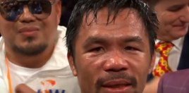 Official Pacquiao Manager Makes Big Claim On Some Dubious Information