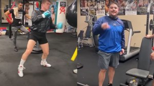 Canelo Alvarez Trains Alongside 2 Big Names Ahead Of 1st Fight of 2021