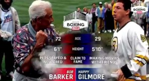 Compubox Happy Gilmore Video Gets People Talking