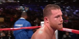 Something That Happened In The Arena During Canelo vs Yildrim