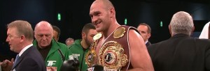 The Gypsy King Tyson Fury Makes A Very Good Point