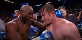 Canelo Brutally Honest On A Prime Mayweather Fight