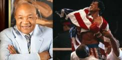 George Foreman Spot On About Sylvester Stallone