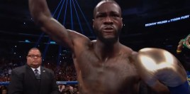 Deontay Wilder All Of A Sudden Now Back In Heavyweight Title Mix