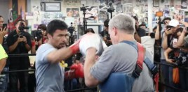 Freddie Roach Reacts To Manny Pacquiao vs Errol Spence News