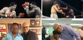 Larry Holmes Shows What Boxing Is All About With This