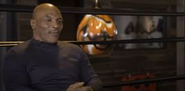 Mike Tyson Has Wise Reaction To Deontay Wilder Street Fight