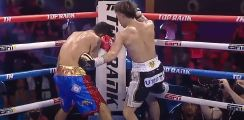 Watch Pound For Pound Rated Champion Scores Body Shot Knockout