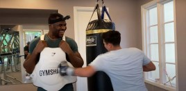 Fighter called the New Mike Tyson makes good point on Mayweather Paul