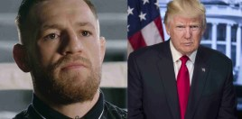 Donald Trump Conor McGregor Fight Video Had Something A Bit Off