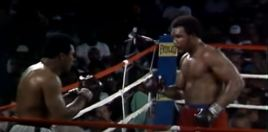 George Foreman On What Losing To Muhammad Ali Taught Him