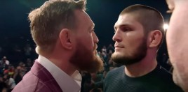 Khabib Reacts To Conor McGregor Brutal First Round Loss