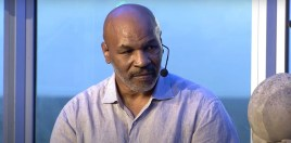 Mike Tyson Makes A Good Point On Steroids