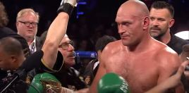 Tyson Fury Gives Prediction On Conor McGregor Fight
