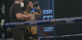 Son Of Boxing Legend Struck Down Ahead Of Latest Fight