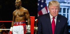 Donald Trump Reacts To Involvement In Fight Featuring Boxing Legend
