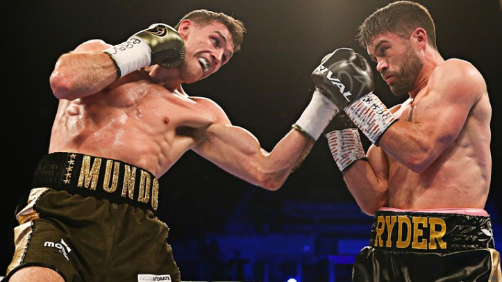 Boxing results – WBA champion Callum Smith outpoints John Ryder, but overly  wide scorecards do not do the challenger justice - Boxing News