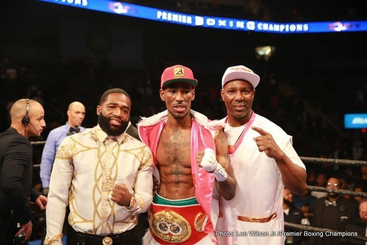 Easter vs. Barthelemy - April 27 - Showtime @  The Cosmopolitan of Las Vegas | Las Vegas | Nevada | United States