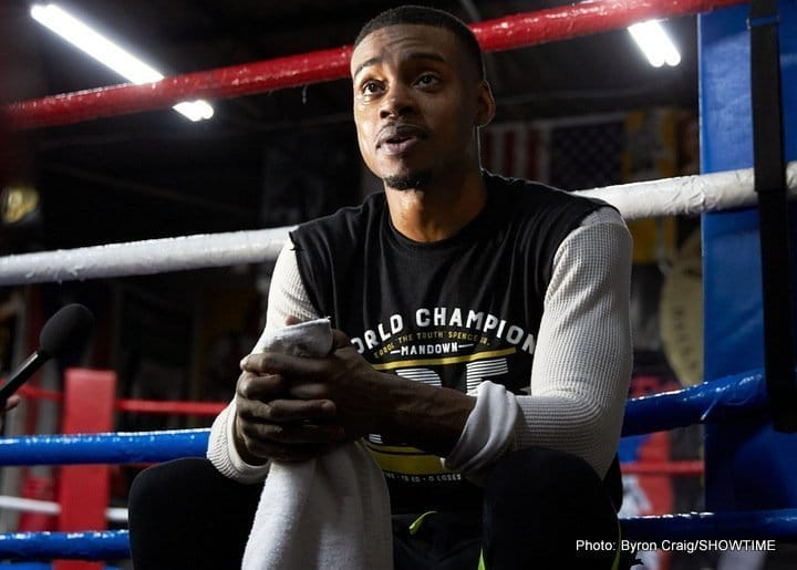 Spence Jr. vs Ocampo  – June 16 –  Dallas