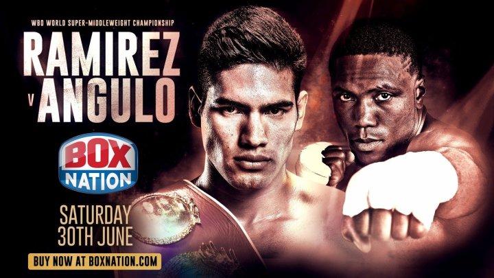 Ramirez vs Angulo – June 30 – Oklahoma City @ Oklahoma City | Oklahoma City | Oklahoma | United States
