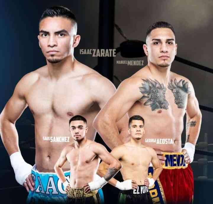 Zarate vs.  Robles - June 22 - Ontario, Calif. @ Ontario, Calif. | Ontario | California | United States