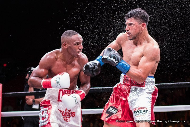 Oritz vs Molina Jr – September 30 – Ontario, California