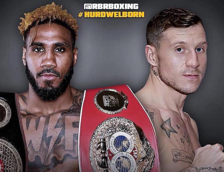 Hurd vs Welborn – December 1 – Los Angeles