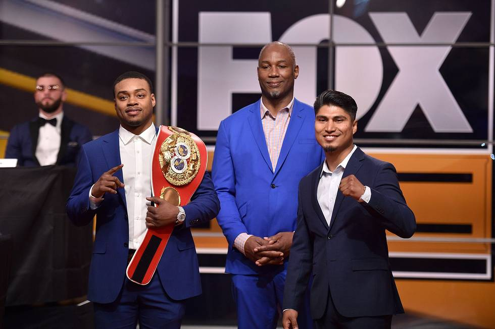 Spence Jr vs. Garcia - March 16 - FOX PPV @ AT&T Stadium in Arlington, Texas | Texas | United States