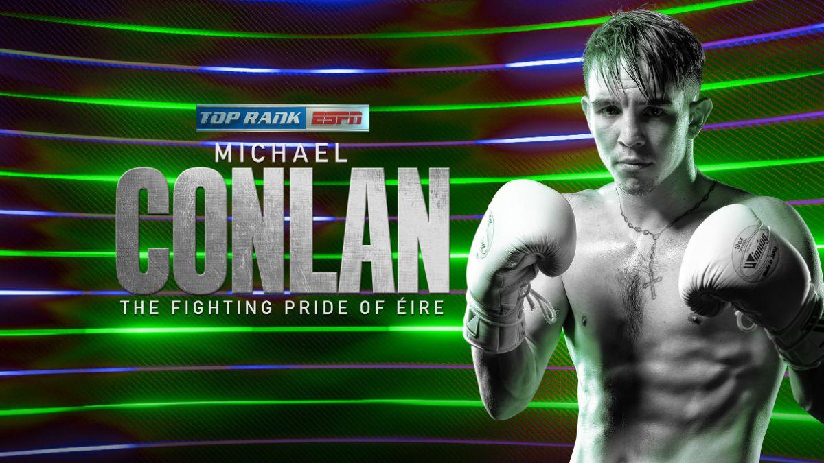 Conlan vs Hernandez - March 17 - ESPN+ @ MSG, NYC | New York | New York | United States