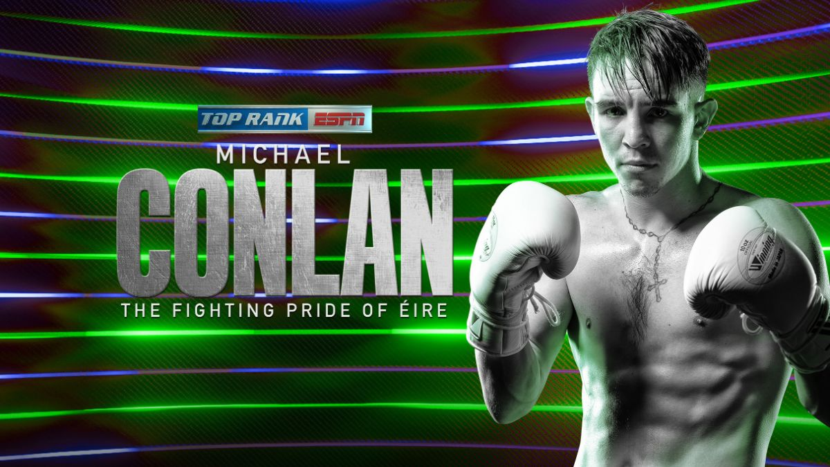 Conlan vs Hernandez – March 17 – ESPN+