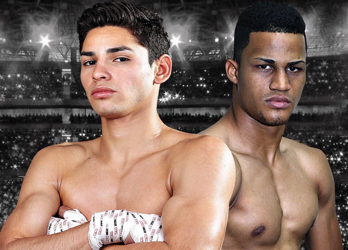 Garcia vs Lopez - March 30 - DAZN @ Fantasy Springs Resort Casino in Indio, Calif | Indio | California | United States