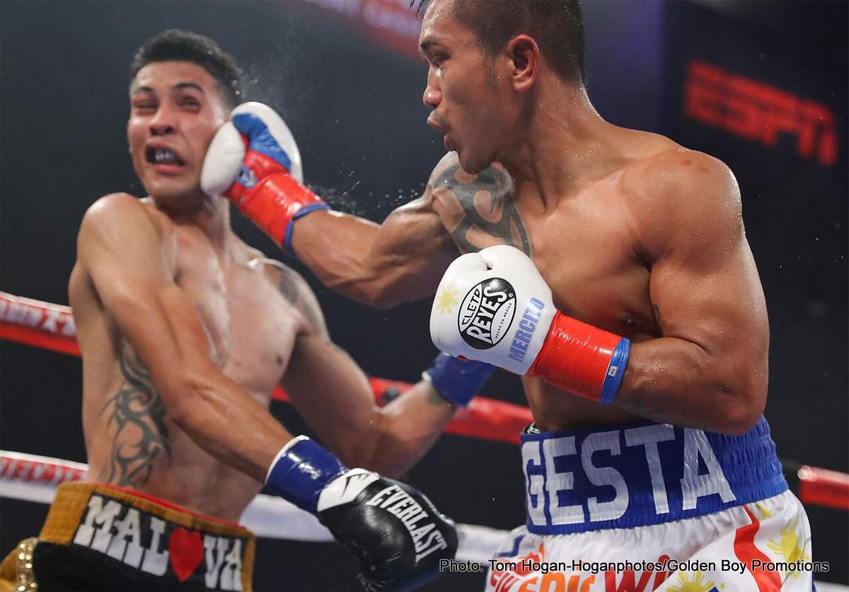 Gesta vs Rodriguez – March 21 – DAZN