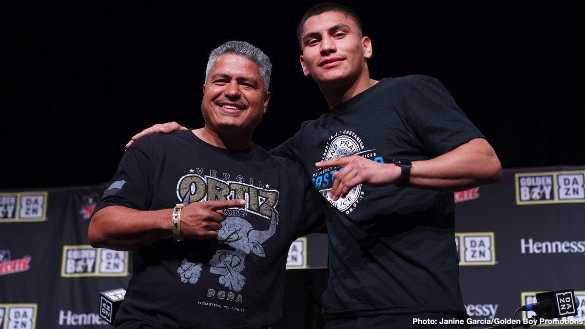 Ortiz Jr vs vs. Orozco - August 10 - DAZN @ The Theatre at Grand Prairie in Texas   Grand Prairie   Texas   United States